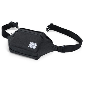 Herschel Seventeen Hip Pack, black crosshatch